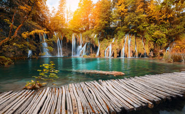 Plitvice lakes one day tour